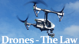 Drones - The Law, Skyhawk Imaging