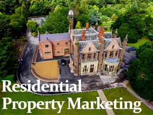 Residential Property Survey by Skyhawk Aerial Imaging