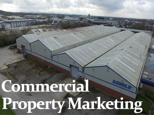 Commercial Property Survey by Skyhawk Aerial Imaging