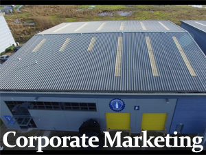 Corporate Marketing by Skyhawk Aerial Imaging