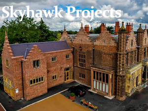 Latest Projects and News by Skyhawk Aerial Imaging